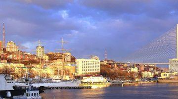 Cheap Flights to Vladivostok