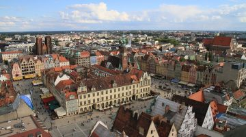 Cheap Flights to Wroclaw