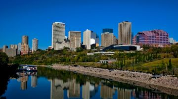 Cheap Flights to Edmonton