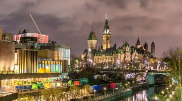 Cheap Flights to Ottawa