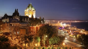 Cheap Flights to Quebec City