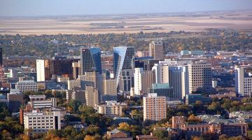 Cheap Flights to Regina