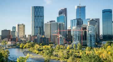 Cheap Flights to Calgary
