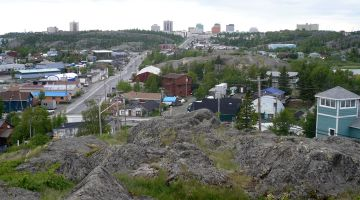 Cheap Flights to Yellowknife