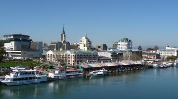 Cheap Flights to Valdivia