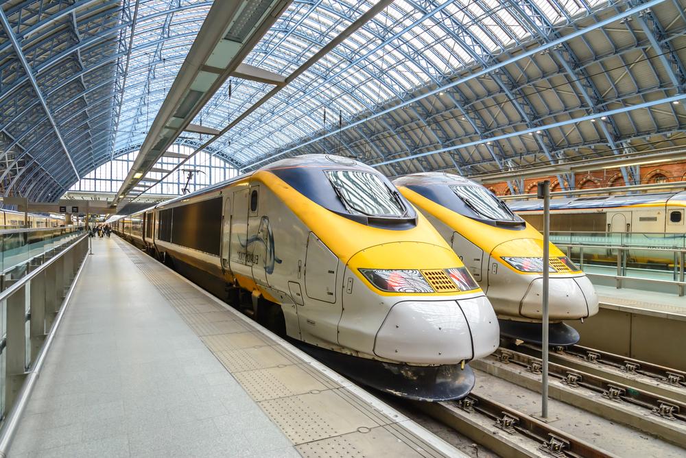 Rail in London