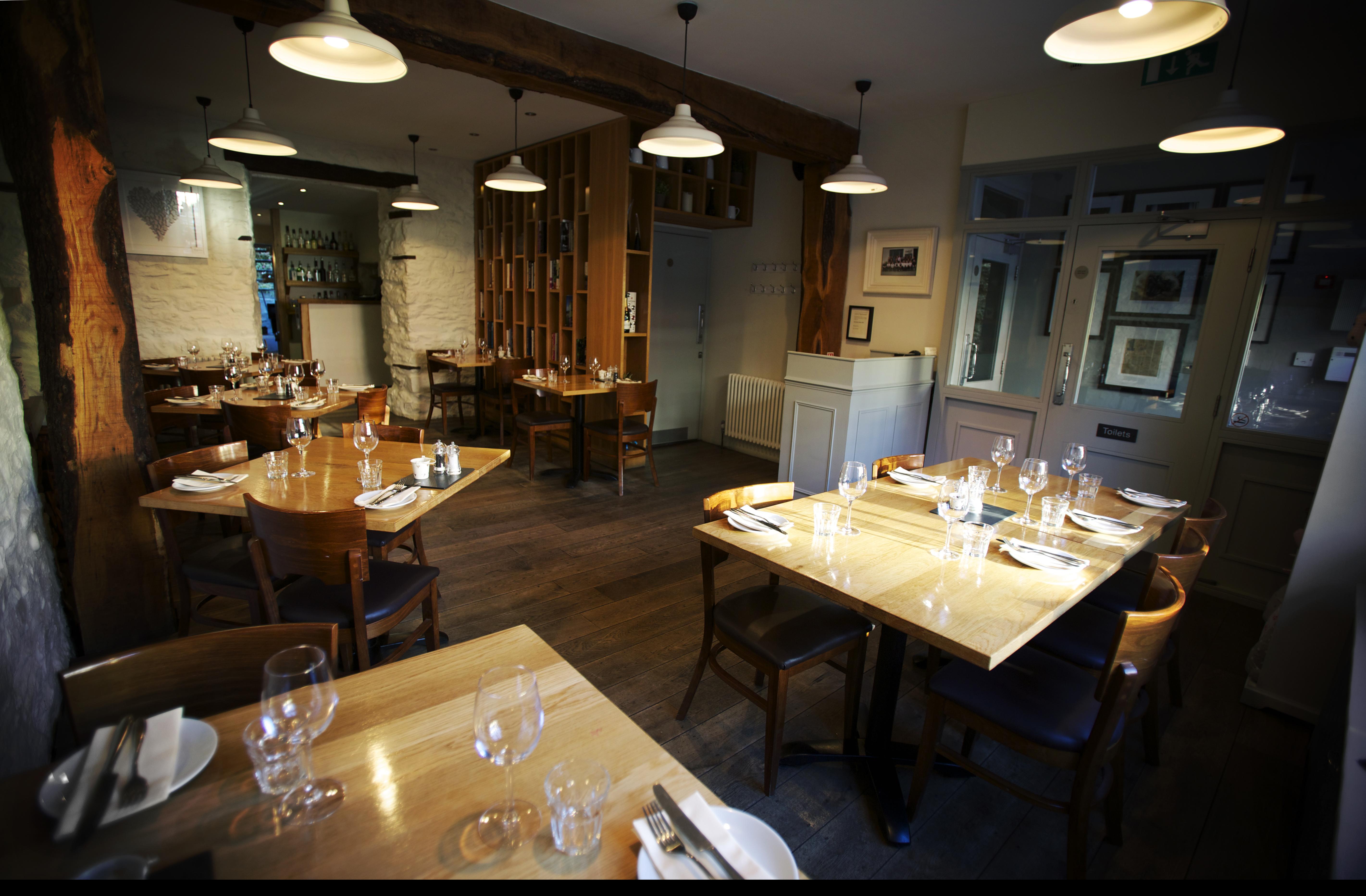 Restaurant in Britain