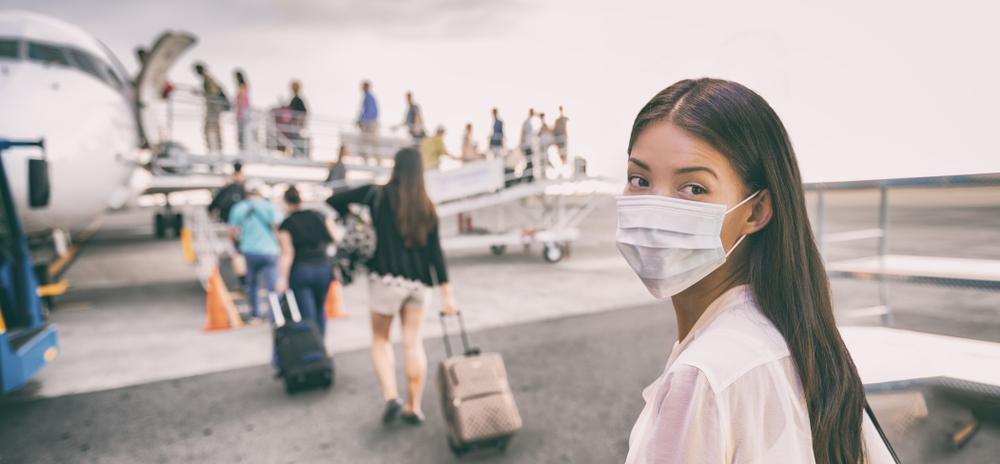 Masks on Flights