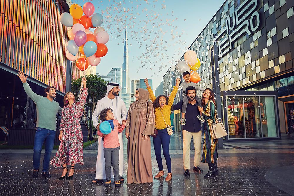 The Hottest Time To Visit Dubai – Dubai's Shopping Festival 2020