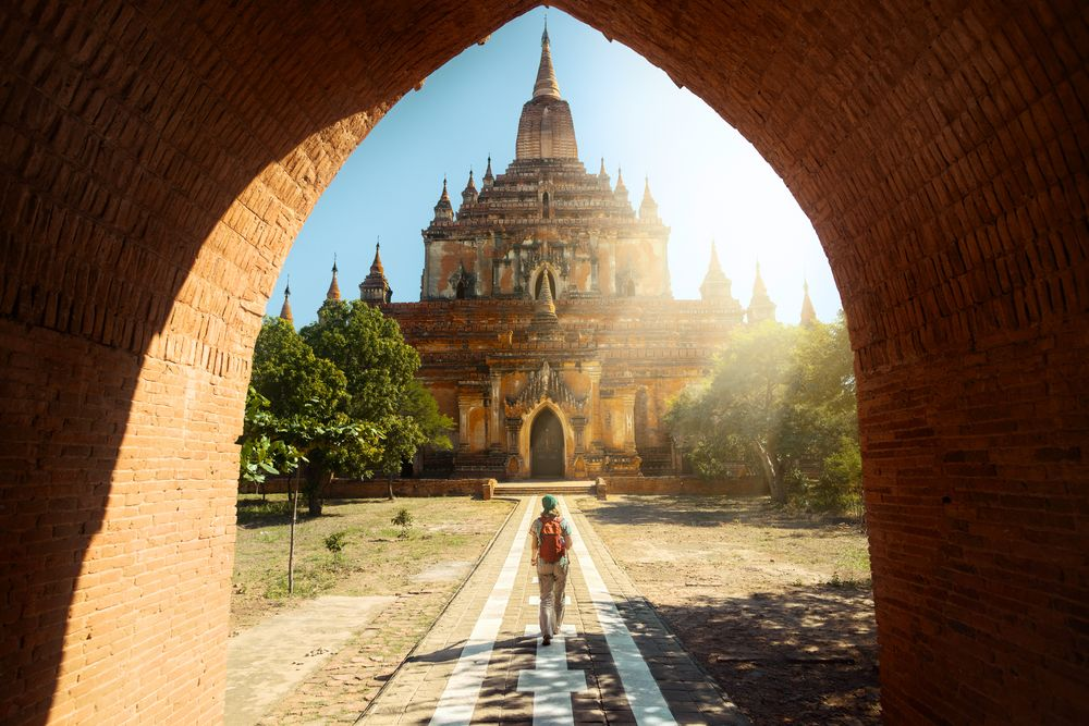 My Solo Trip to Bagan Didn't Go As Planned — Here's Why I Think That's Actually Perfect