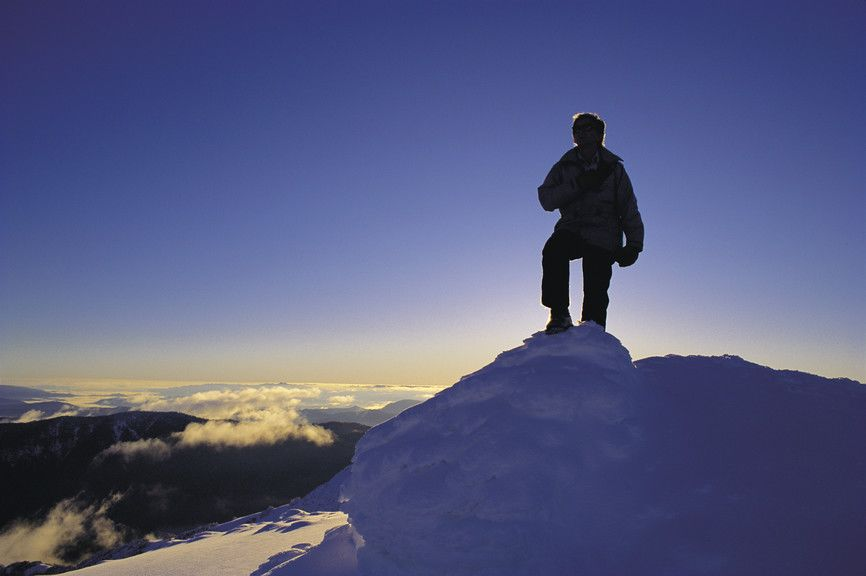 Australia's magical alpine country