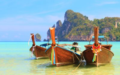 Phuket - where the world comes to relax