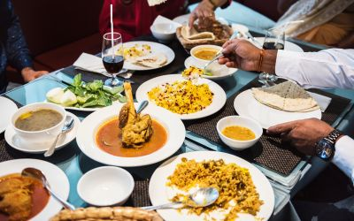 The Curry House Trail: A Culinary Trip of London's Indian Kitchens