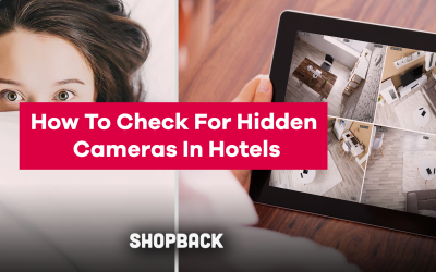 Your 5-Star Hotel Room May Have Hidden Cameras in It — Here Are Some Easy Ways to Detect Them