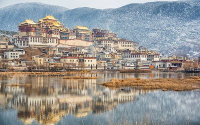 If You're Not Spending Winter Here, You'll Totally Miss Out on the Best Experiences in Tibet. Here's Why