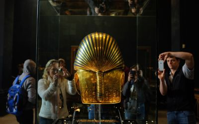 An Appointment With the Pharaoh: Face to Face with King Tutankhamun at the Egyptian Museum
