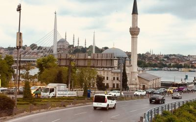Dusty Road, Spice Market, and Almost Losing My Credit Card: Exploring Turkey by Motorcycle Part One