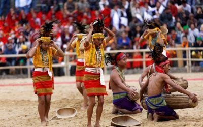 "Hornbill Festival of Nagaland: ""Festival of Festivals"""