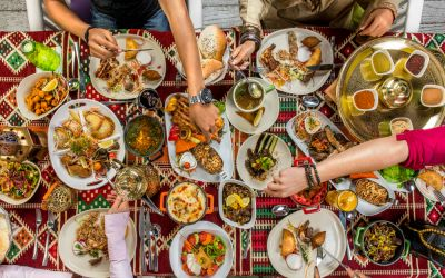 These Might Be the Best Middle Eastern Food You'll Ever Have — Let Your Tastebuds Be the Judge!
