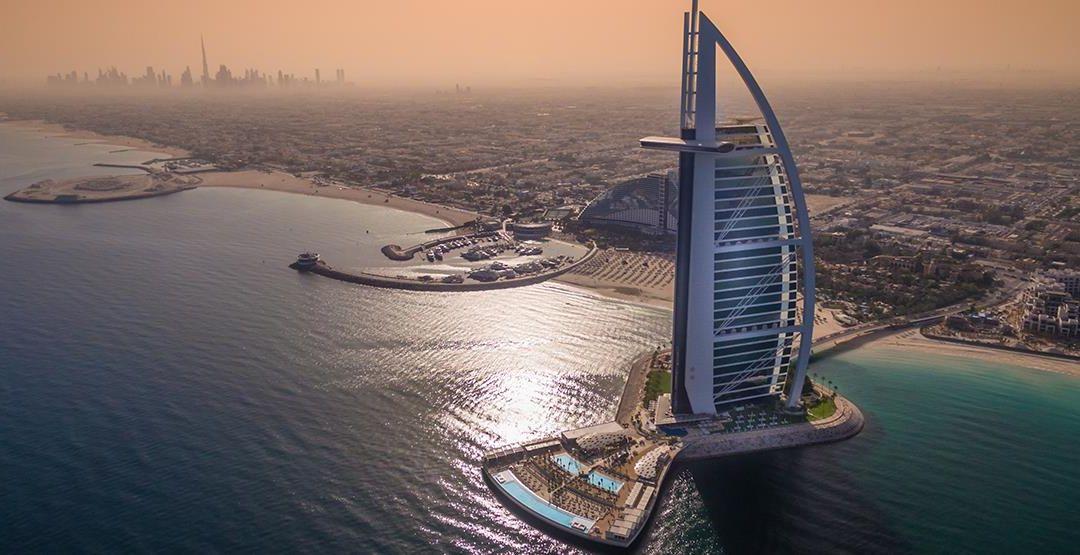 Seven star iconic luxury in Dubai – my private tour of Burj Al Arab