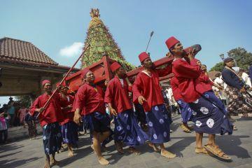 Tradisi unik bulan syawal grebeg syawal keraton yogyakarta