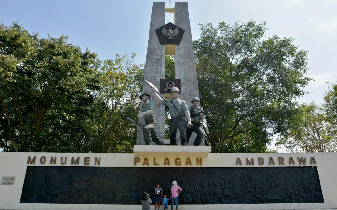 Romansa Sejarah Semarang Ambarawa Wego Indonesia Travel Blog