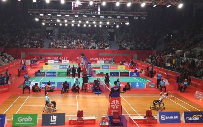 Panduan Menonton Asian Para Games