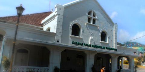 Gedung Pusat Kebudayaan