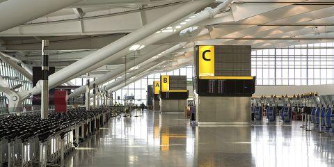 Heathrow Departure