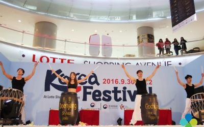 Tempat Nongkrong Penggemar Kpop di Jakarta Lotte Shopping Avenue