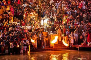 Kumbh Mela in Allahabad