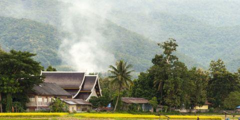 Nan,Thailand