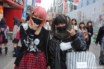 Harajuku Girls TT