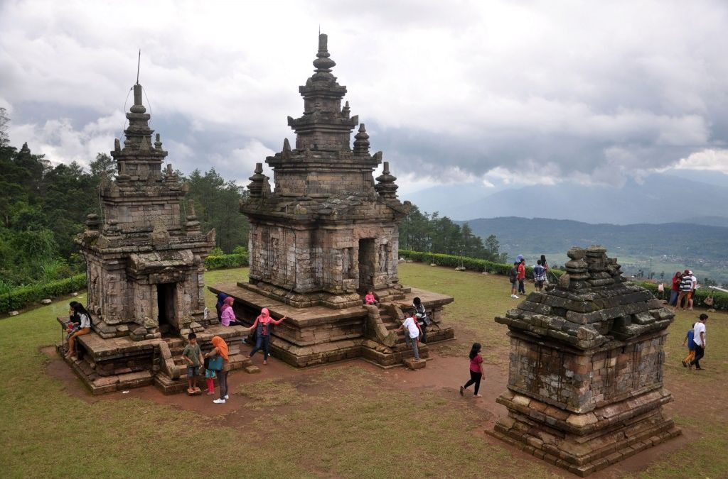 Jalan Menanjak Ke Candi Gedong Songo Wego Indonesia Travel