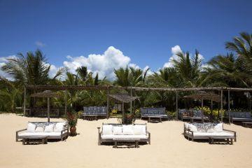 Uxua beach
