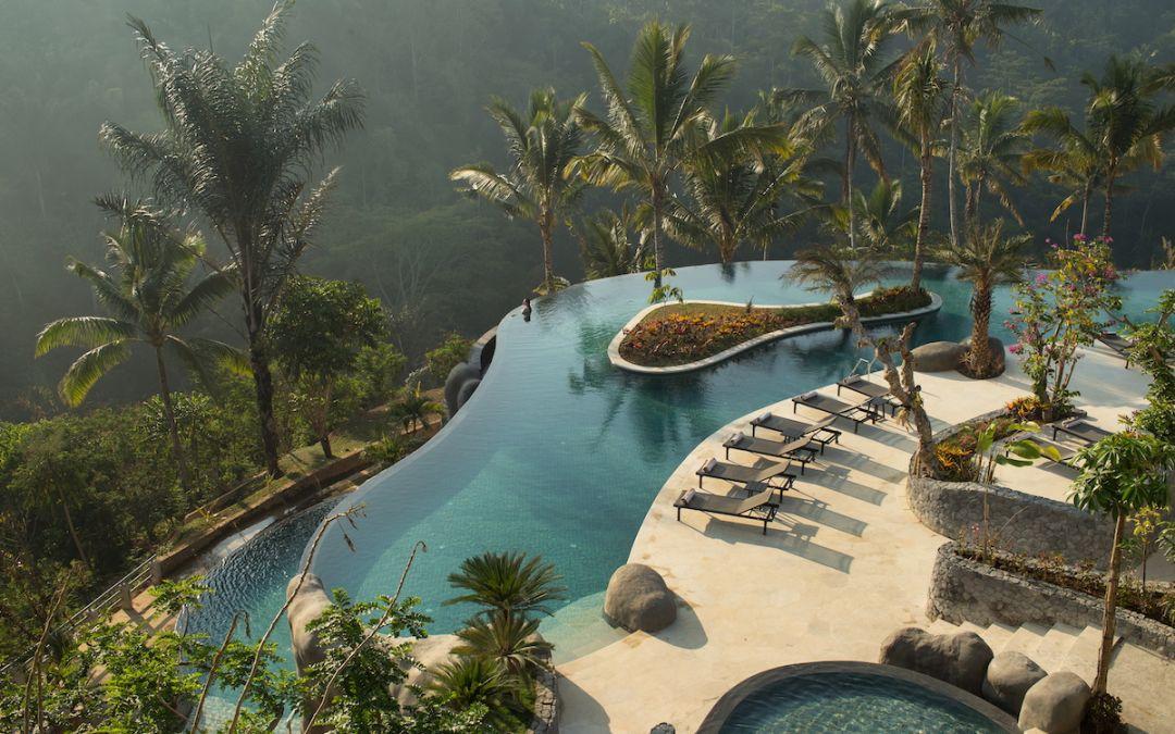 Rekomendasi Hotel Di Bali Padma Resort Ubud Dengan Infinity