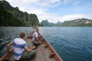 Cheong Larn Lake_Thailand
