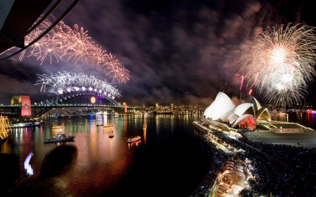 How to have an incredible New Year's Eve in Sydney