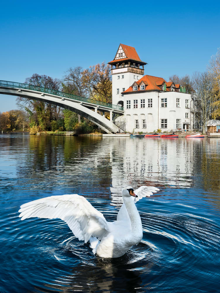 Treptower Park_The Most Romantic Locations in Berlin Germany