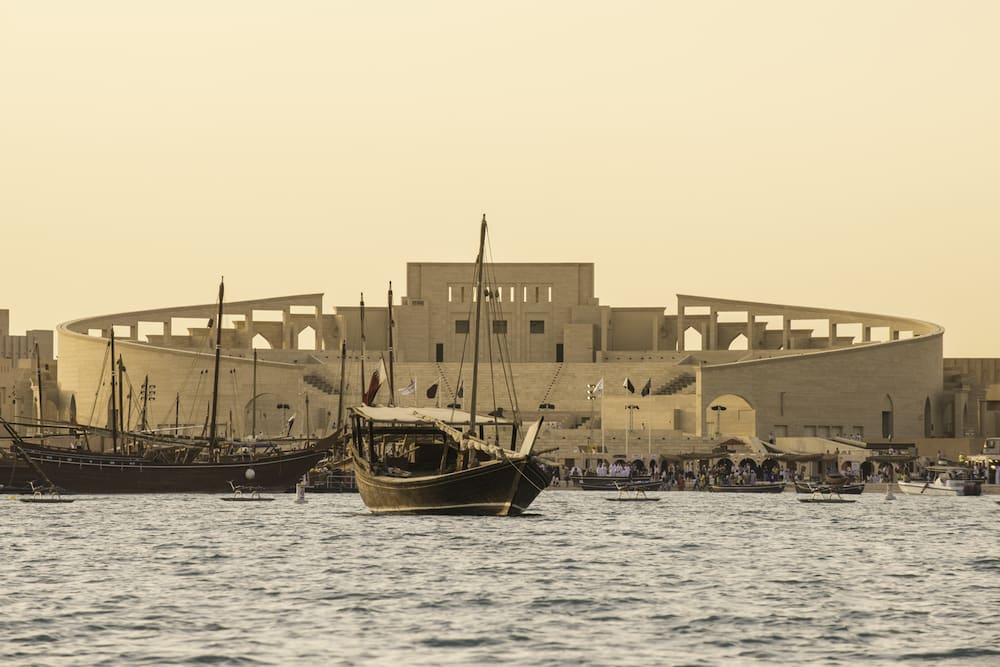 Katara Village_9 Tips to Make A Pleasant Transit in Hamad International Airport