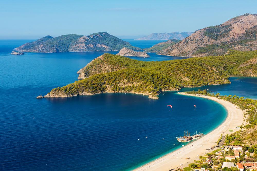 نتيجة بحث الصور عن أنشطة الشاطئ فتحية تركيا