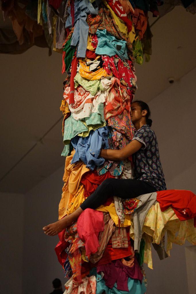 Seni Pertunjukan Nyentrik di Museum MACAN