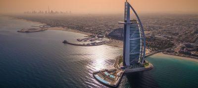 Seven star iconic luxury in Dubai - my private tour of Burj Al Arab