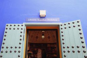 Tersedia sekitar 5000 buku di perpustakaan ini (foto: Mega Caesaria).