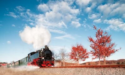 5 Most Scenic Train Journeys in Germany