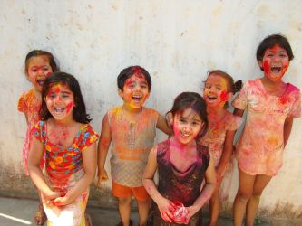 Why colour rules in India - Holi Festival