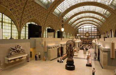A cultural trip - Musée d'Orsay