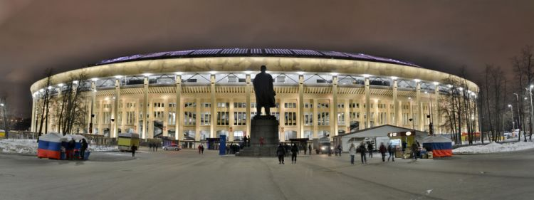 Mengenal Luzhniki, Stadion Terbesar Piala Dunia 2018