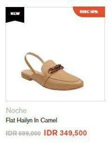 sepatu krem
