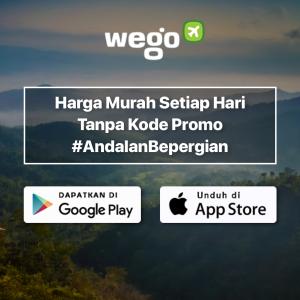 Unduh AplikasI Wego untuk Harga dan Rekomendasi Liburan